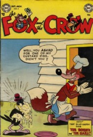 Fox and the Crow 1952 - 1968 #6