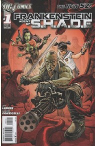 Frankenstein, Agent of S.H.A.D.E. 2011 - 2013 #1