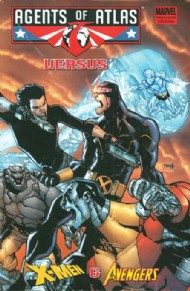Agents of Atlas (Series One) 2006 - 2007 #0