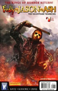 Freddy Vs Jason Vs Ash: the Nightmare Warriors 2009 - 2010 #1