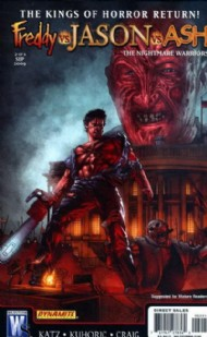 Freddy Vs Jason Vs Ash: the Nightmare Warriors 2009 - 2010 #2