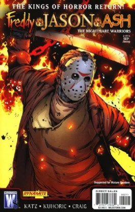 Freddy Vs Jason Vs Ash: the Nightmare Warriors #2