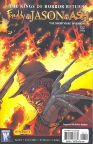 Freddy Vs Jason Vs Ash: the Nightmare Warriors 2009 - 2010 #4