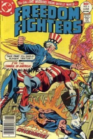 Freedom Fighters (Series One) 1976 - 1978 #8
