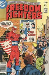 Freedom Fighters (Series One) 1976 - 1978 #9