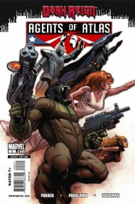 Agents of Atlas: Dark Reign 2009 #2