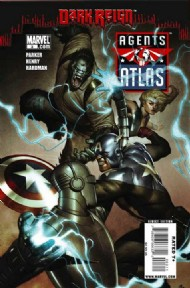 Agents of Atlas: Dark Reign 2009 #3