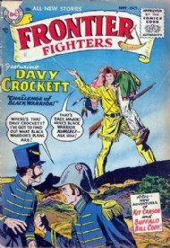 Frontier Fighters 1955 - 1956 #1