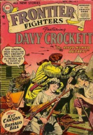 Frontier Fighters 1955 - 1956 #2