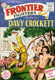 Frontier Fighters 1955 - 1956 #3