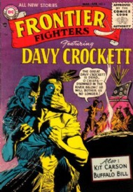 Frontier Fighters 1955 - 1956 #4