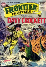 Frontier Fighters 1955 - 1956 #5