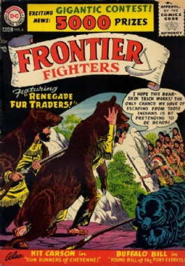 Frontier Fighters #6