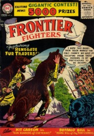 Frontier Fighters 1955 - 1956 #6