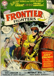 Frontier Fighters 1955 - 1956 #7
