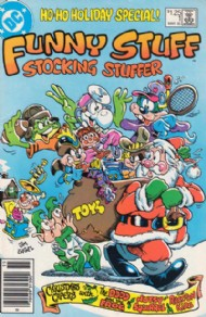 Funny Stuff Stocking Stuffer 1985 #1