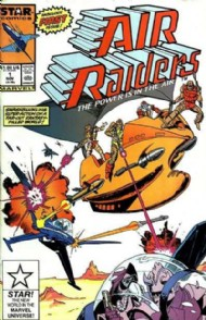 Air Raiders 1987 - 1988 #1