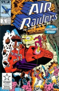 Air Raiders 1987 - 1988 #2