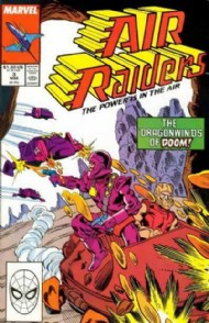 Air Raiders 1987 - 1988 #3