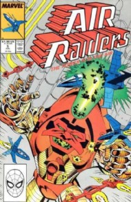 Air Raiders 1987 - 1988 #5