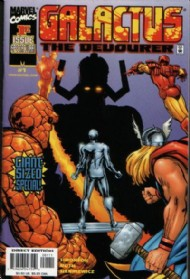 Galactus the Devourer 1999 #1
