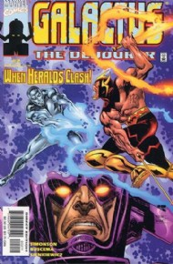 Galactus the Devourer 1999 #2