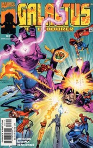 Galactus the Devourer 1999 #3