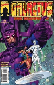 Galactus the Devourer 1999 #4