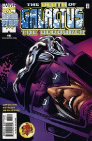 Galactus the Devourer 1999 #6