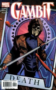 Gambit (4th Series) 2004 - 2005 #4