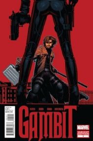 Gambit (5th Series) 2012 - 2013 #1