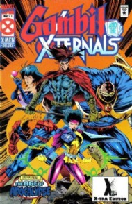 Gambit and the X-Ternals 1995 #1