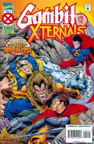 Gambit and the X-Ternals 1995 #2