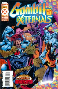 Gambit and the X-Ternals 1995 #3
