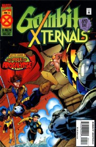 Gambit and the X-Ternals 1995 #4