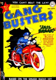 Gang Busters 1947 - 1959 #4
