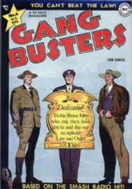 Gang Busters 1947 - 1959 #6
