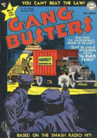 Gang Busters 1947 - 1959 #8