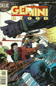 Gemini Blood 1996 - 1997 #4