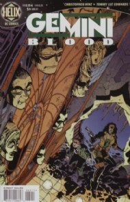 Gemini Blood 1996 - 1997 #5