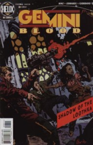 Gemini Blood 1996 - 1997 #8
