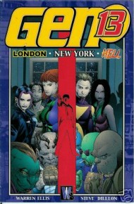 Gen13: London, New York, Hell 2001