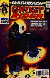 Ghost Rider (1st Series) 1973 - 1983 #-1