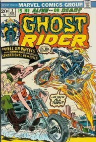 Ghost Rider (1st Series) 1973 - 1983 #3