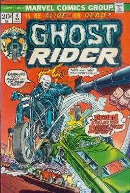 Ghost Rider (1st Series) #4