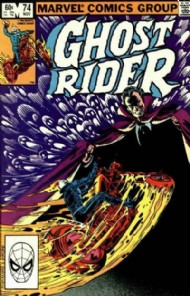 Ghost Rider (1st Series) 1973 - 1983 #74
