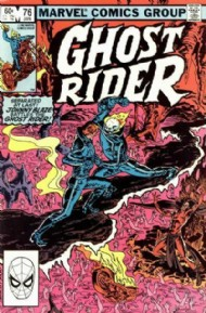 Ghost Rider (1st Series) 1973 - 1983 #76