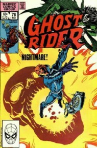 Ghost Rider (1st Series) 1973 - 1983 #78