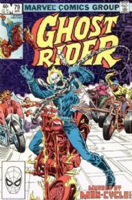 Ghost Rider (1st Series) 1973 - 1983 #79