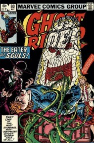 Ghost Rider (1st Series) 1973 - 1983 #80